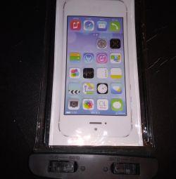 Moistureproof phone case