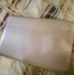 Hp pavilion bv6 laptop