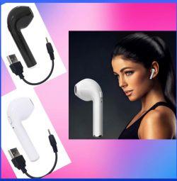 Wireless headphones.
