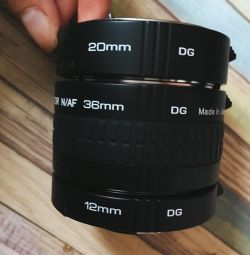 Inele macro de tranziție pentru Nikon