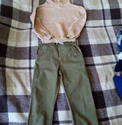 Костюм літній (штани, світшоти)