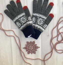 Νέα γάντια zara