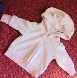 Sweatshirt for baby