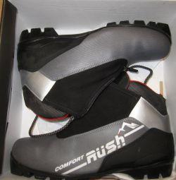 Ботинки лыжные Rush р 43