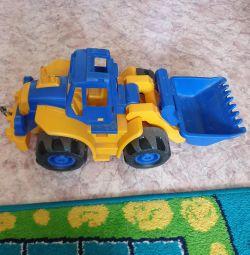 Tractor pentru jucării