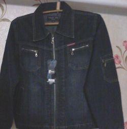 URGENT! Sell New Denim Jacket !!!