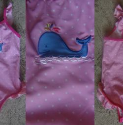 swimsuit with a dolphin in perfect condition