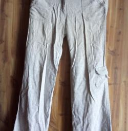 Pantaloni din lână