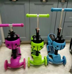 Scooter toptan