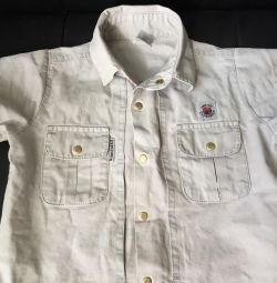 Κλασικό πουκάμισο