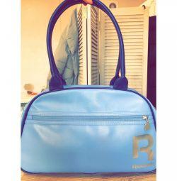 Yeni Reebok çantası