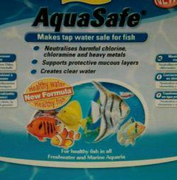 Aer condiționat pentru tratarea apei