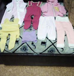 Παιδικά ρούχα για κορίτσια