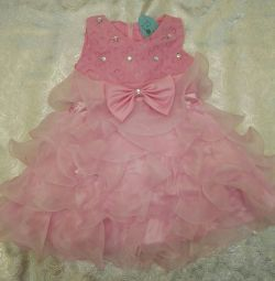 Princess dress for height 120cm.