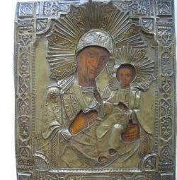 Икона .Иверская Божия матерь