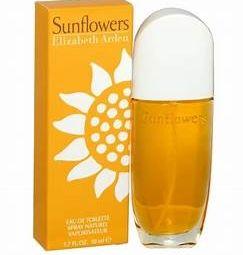 Elizabeth Arden Floarea-soarelui 50ml Apă de toaletă