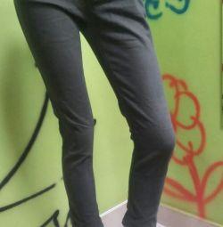 Bayan kot pantolonları