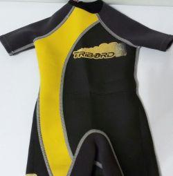 Wetsuit Tribord 100 cm