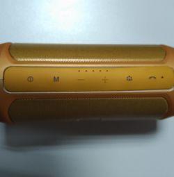Taşınabilir kablosuz hoparlör Şarjı 2+