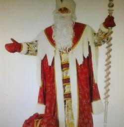 🌲 Χριστουγεννιάτικη φορεσιά του Αϊ Βασίλη