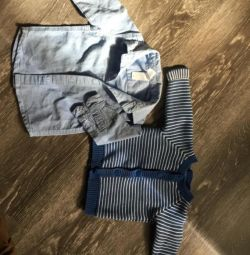 Clothes for a boy 3-6months