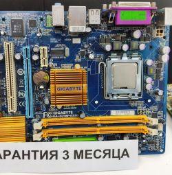 Placa de bază 775 Gigabyte GA-G31M-ES2L