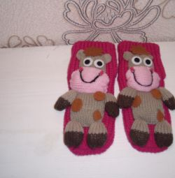 Children's socks length 16.5 cm