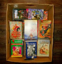 Kitaplar - 90 adet.