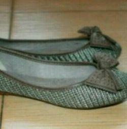 Γυναικεία παπούτσια μπαλέτου
