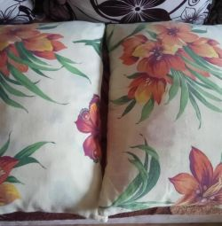 Two pillows holofayber 50 * 70 cm (price per piece)