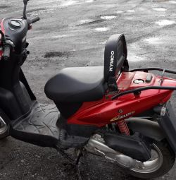 Scooter Kimco Angelity 50.