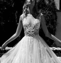 Свадебное платье в стиле бохо Alon Livne