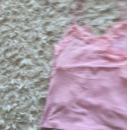 Κορυφαίος κομψός απαλό ροζ