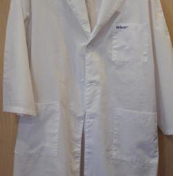 Male medical gown