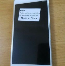 @ Display assembly for Meizu m3s white with frame