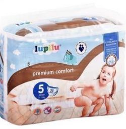 Diapers lupilu