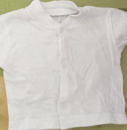 Tricouele bebelușului