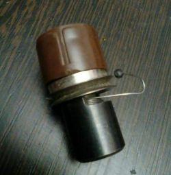 Upper thread tension regulator