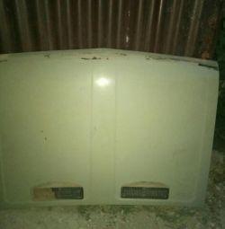 Капот и крышка багажника ваз 2106