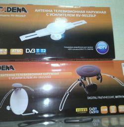Антена для цифрового ТВ
