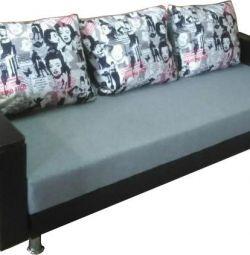 New Couch Palermo Ledi