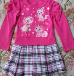 Φόρεμα r. 92-98