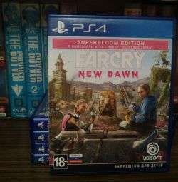 Far Cry: New Dawn Superbloom Edition (Rus) .ps4