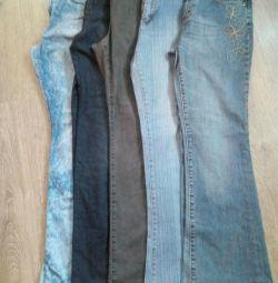 Pachet de jeans