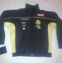Olimpik black jacket