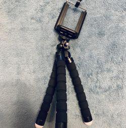 Trepied, trepied pentru telefon sau aparat de fotografiat