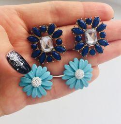 Νέα σκουλαρίκια