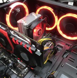 4х ядерный AMD X4 860K/GTX 1050Ti/DDR3 8Gb/SSD 120