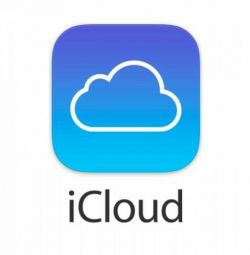 We delete the account iCloud