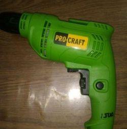 Drill ProCraft 700 wat